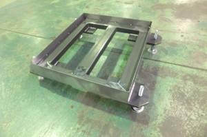 加工機設置用架台/台車