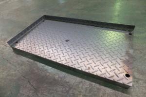 機械装置メンテナンス用踏み板