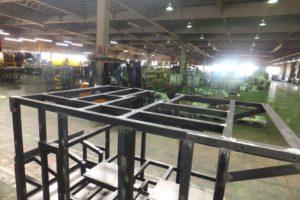 産業機械フレーム