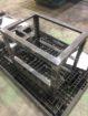 検査機器の筐体フレーム