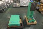 装置取付架台と架台台車